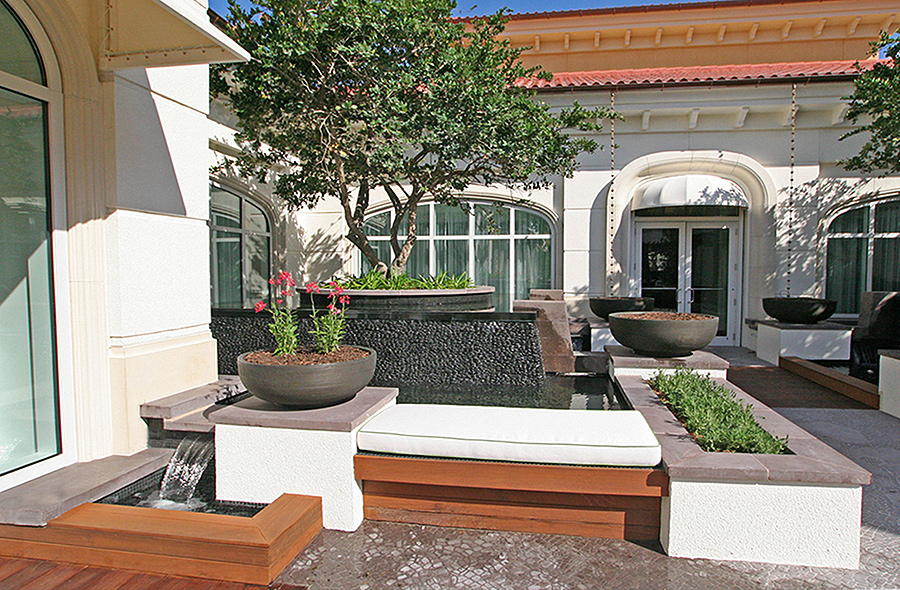 Water Features South Florida