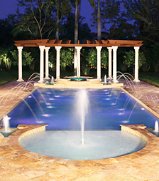 Custom Swimming Pool Design Gallery